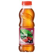Напиток Fuze Tea чёрный лесные ягоды-гибискус 0.5л