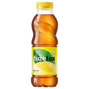 Напиток Fuze Tea чёрный лимон-лемонграсс 0.5л